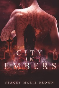 Stacey Marie Brown – City in Embers