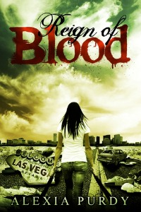 Alexia Purdy – Reign of Blood