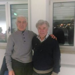Renzo Carlini e Domenico Vallorani
