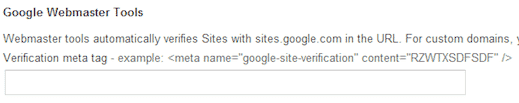 verify_google_sites