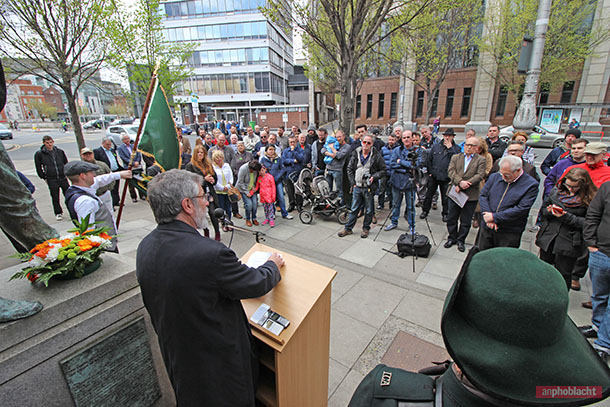 James Connolly commemoration 2015 2