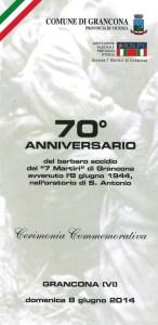 Invito Grancona 2014