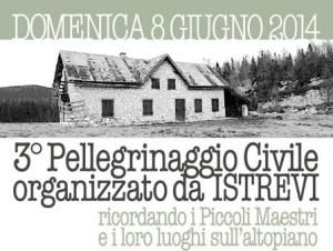 Manifesto Pellegrinaggio Civile 2014