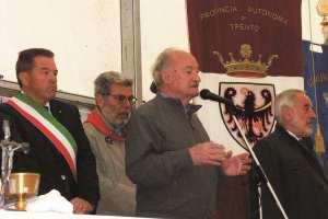 Renato Ballardini a Malga Zonta