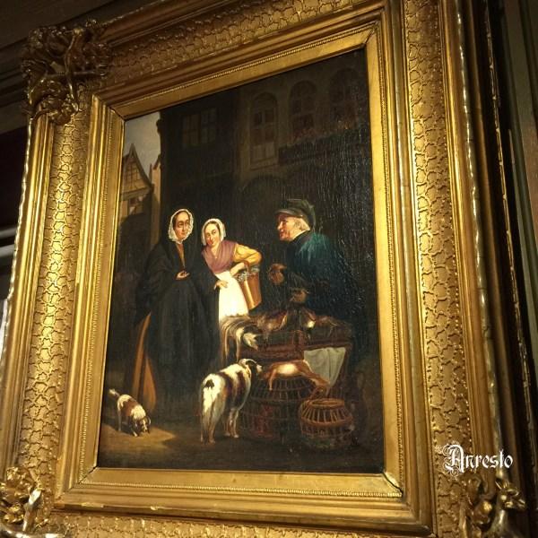 Ref. 06 - Oude schilderijen, antieke schilderijen