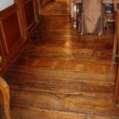 Ref. 11 – Eiken plancher vloer – houten vloeren