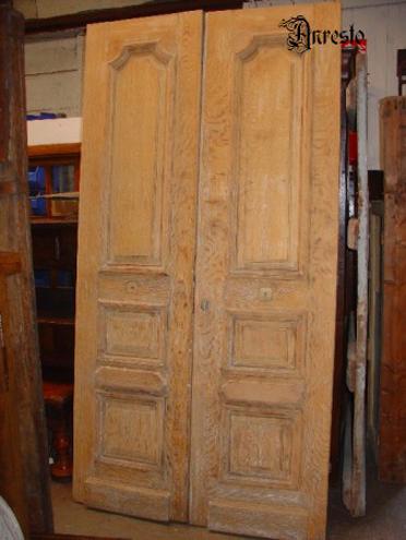 Ref. 12 – Antieke Renaissance buitendeur foto 2