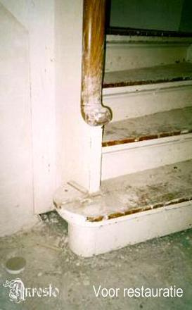 Ref. 05 – Restauratie trappen foto 2