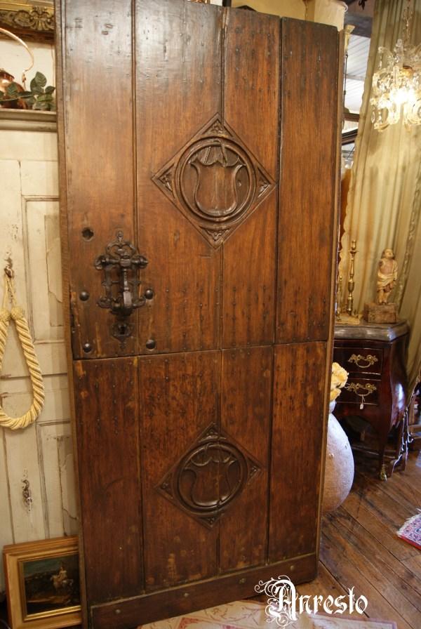 Ref. 41 - Oude deuren, antieke deuren, antieke Duitse buitendeur