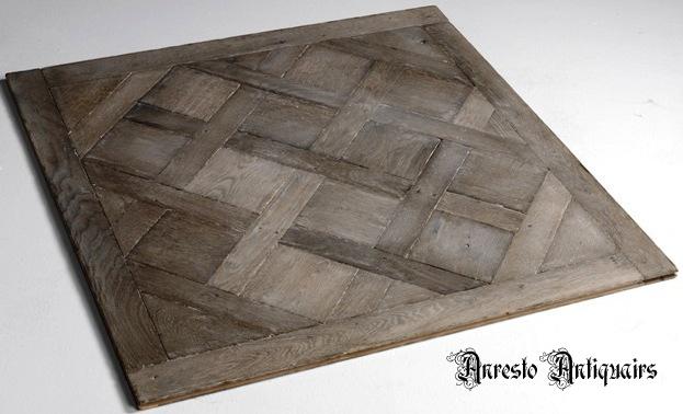 Ref. 46 – Verouderde houten vloeren
