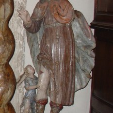 Ref. 29 – Antiek beeld, oud beeld