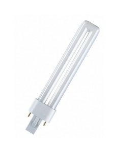 OSRAM DULUX S 9W 840 G23 Lampe Fluocompacte