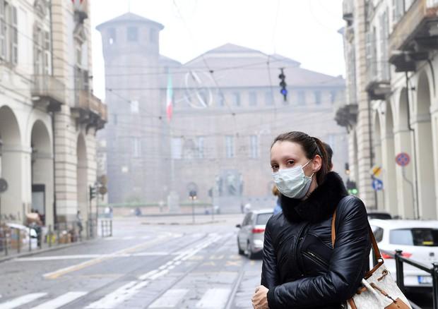 Allarme clima per il nuovo record negativo di C02 nell'atmosfera © ANSA