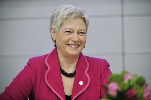 Maria van der Hoeven, direttore esecutivo dell'Iea