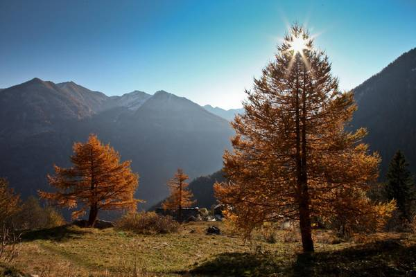 Cnr, Novembre tra i 4 piu' caldi dal 1800 ad oggi
