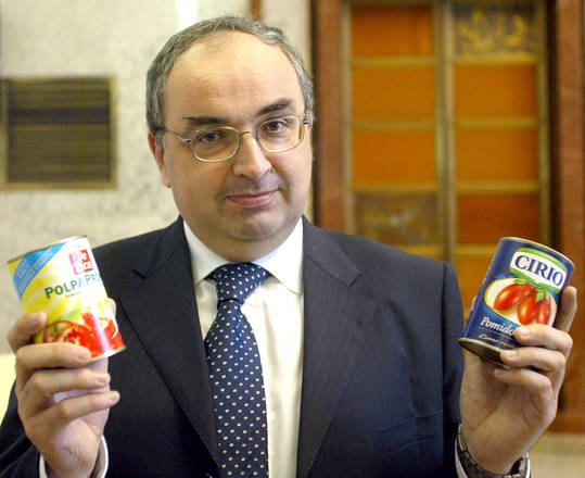 Conserve Italia, confermato n.1 Gardini
