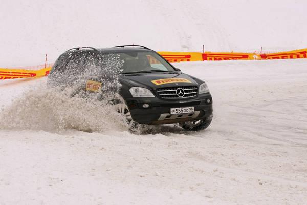 I consigli Pirelli per guidare sicuri anche in inverno