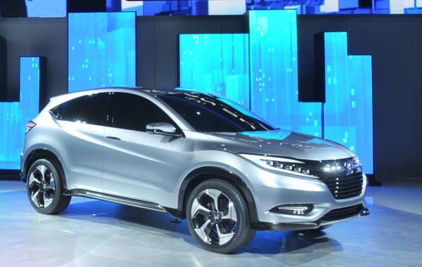 Honda, da concept svelato a Detroit arrivera' suv segmento B