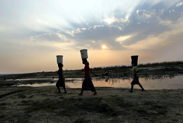 Esperti coordinati dall'Onu al lavoro su sicurezza idrica
