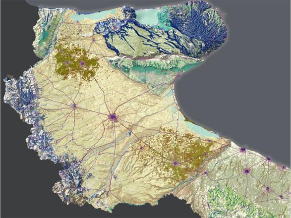 Il nuovo piano paesaggistico territoriale della Puglia