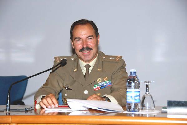 Il gen. Salvatore Farina (fonte Nato)