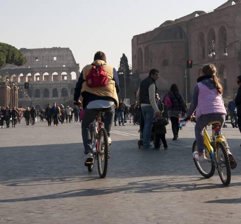 Oms, con più bici in citta' Europa 10mila morti in meno l'anno
