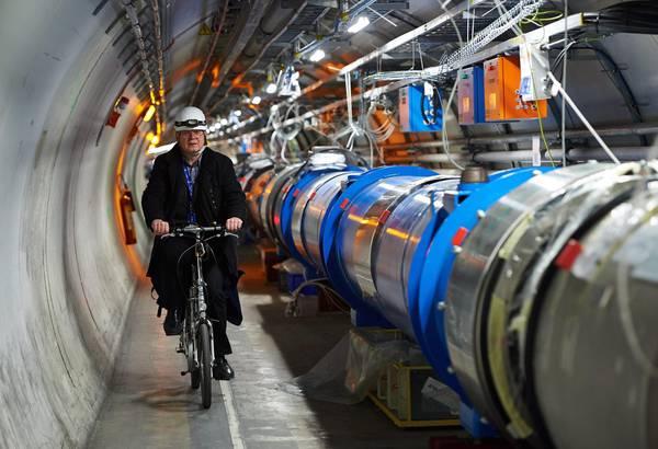 Dal più grande acceleratore del mondo più dati del previsto - Fisica e  Matematica - Scienza&Tecnica - ANSA.it