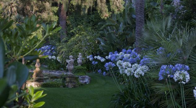 Risultati immagini per I giardini di Villa della Pergola ad Alassio