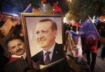 Erdogan trionfa (ANSA)