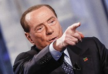 Referendum: Berlusconi a 'Porta a Porta' (ANSA)