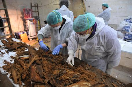Studiosi, ritrovati resti Cervantes © AP