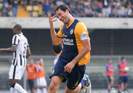 Verona-Juventus © ANSA