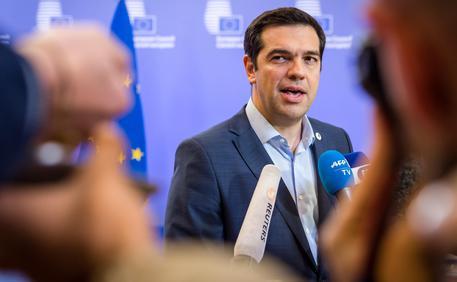 Alexis Tsipras © AP