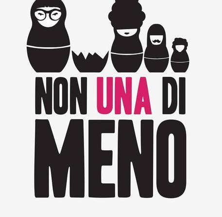 Stop a violenza su donne, 26/11 manifestazione a Roma © ANSA