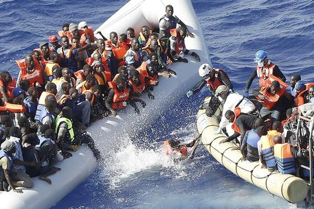 Migrants (foto: ANSA)