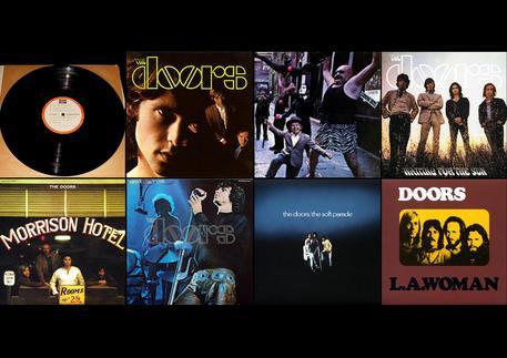 Musica: 50 anni fa il debutto dei Doors © ANSA