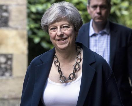 Nuovo governo May, Times vede svolta verso 'soft Brexit' © EPA