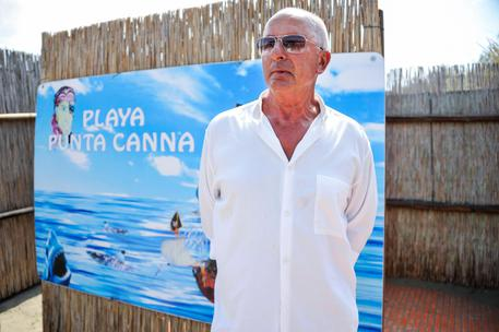 Lido di Chioggia, gestore Gianni Scarpa indagato per apologia di fascismo © ANSA