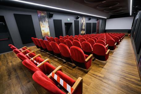 Cinema: il Massimo accende luci per il David di Donatello © ANSA