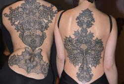 Tattoos For Back Of Neck Pictures