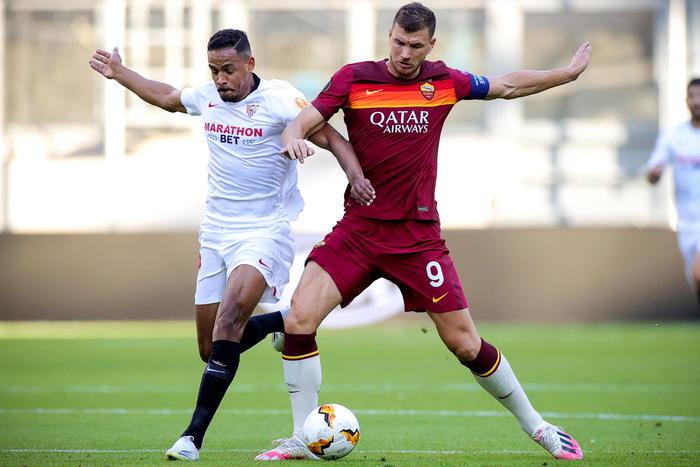 Roma-Siviglia - Europa League Siviglia Roma 2 0 Giallorossi Fuori Calcio Ansa