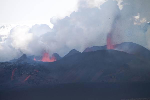 Energia da vulcani Islanda a case Gran Bretagna