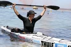 Prima donna circumnaviga Australia