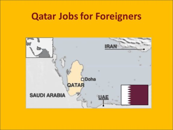 job opportunities abroad