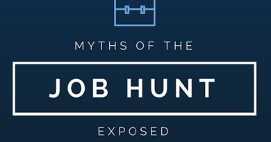 job search myths