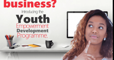 Sterling Bank Youth Entrepreneurship Development Programme