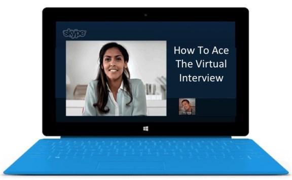virtual interview