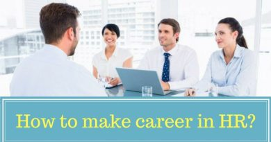 Career in HR