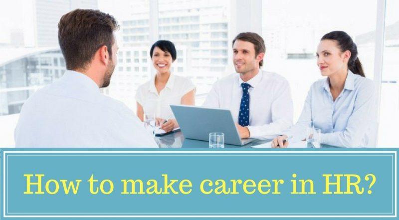 Career in HR