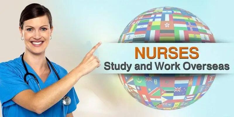 Nursing overseas